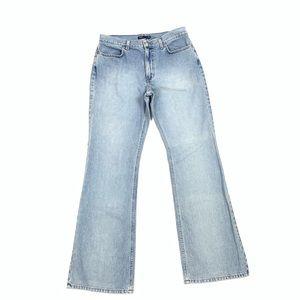 J Crew Denim Jeans 100% Cotton Indigo Wash Size 8